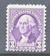 U.S.  720  Perf  11  X  10 1/2    *  1932  Issue - United States