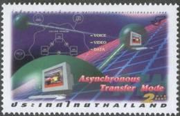 Computer, Mouse, Network, Voice, Video, Data, MNH Thailand - Informatik