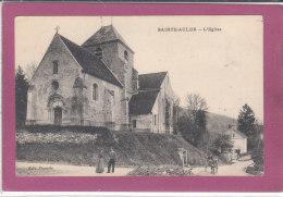 77.- SAINTE-AULDE .- L' Eglise - France