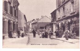 Montataire - Rue De La République - Montataire