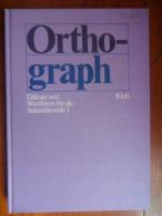 Orthograph / De 1982 - Livres Scolaires