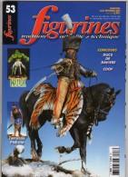MAQUETTE - Magazine FIGURINES N° 53 Aout-septembre 2003 - Etat Excellent - Revues