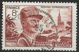 France  1953  Oblitéré  N° 941 - 942  - Haute Couture  &  Leclerc - France