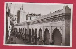 ALGER      //   La Rue De La Marine - Algiers