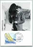 Exposition Philatélique Polaire - Jean-Baptiste Charcot (Médecin Et Explorateur Polaire) - Esploratori E Celebrità Polari