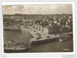 Belle Ile En Mer Vue Aerienne Du Palais - Belle Ile En Mer