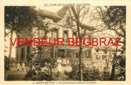 MONTBETON      PREVENTORIUM ANNEXE COSTELLIER   HOPITAL  SANTE - Frankrijk