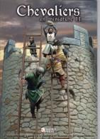 LIVRE ANDREA PRESS - CHEVALIERS EN MINIATURE II - Etat NEUF - Literature & DVD