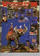 MAQUETTE - CATALOGUE VERLINDEN N° 15 - 1998 - 112 PAGES -EXCELLENT ETAT (COMME NEUF) - Literature & DVD