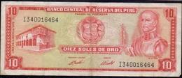 PERU 500 SOLES 1976 PICK 115 UNC - Peru