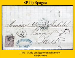 Spagna-SP011 - Storia Postale