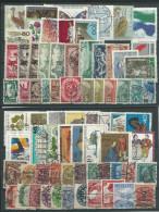 Alle Welt: Lot Von über 3000 Versch. Marken - 3000 Different Stamps From All Over The World - Francobolli
