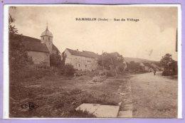 25 - DAMBELIN --  Bas Du Village - Andere Gemeenten