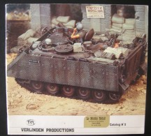 MAQUETTE - CATALOGUE VERLINDEN N° 3 - SPRING 1987 - TRES BON ETAT - Literature & DVD