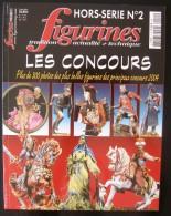 MAQUETTE - Magazine FIGURINES HORS-SERIE N° 2 - LES CONCOURS 2004 - EXCELLENT ETAT - Revues