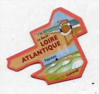 Magnet Gaulois Departement Loire Atlantique - Magnets