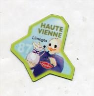 Magnet Gaulois Departement Haute Vienne - Magnets