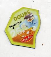 Magnet Gaulois Departement Doubs  Montre - Magnets