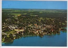 TUTZING Am Starnbergersee, Flugbild,  Sondermarke Und Schöner Stempel - Tutzing