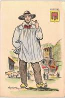 Thème - Illustration - Auvergne - R Margotton - Illustrators & Photographers