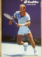 Thomas Muster - Tennis - Lotto - Tennis