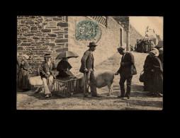 29 - MORLAIX - Marché Aux Cochons - Morlaix