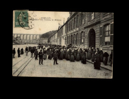 29 - MORLAIX - Manufacture Tabac - Ouvriers - Morlaix