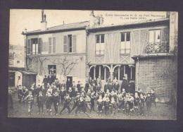 75 PARIS Ecole Secondaire N D Du Petit Montrouge 17 Rue Des Halle XIV - Distretto: 14