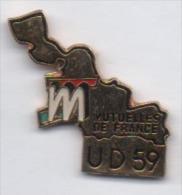 Assurance mutuelle , UD 59 , Mutuelles de France