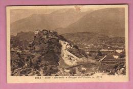 Italia Italie TORINO  SUSA Suse  Brunetta E Gruppo Dell Ambin 6-6-1928 + Scanner VersoPiemont Piemonte - Sin Clasificación