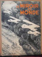 LE MIROIR DU MONDE:1932;CRISE ALLEMANDE.MARINE.AVIATION .AVIONS.Etc..