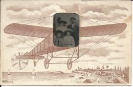E.C PARIS - FAIT LE 16 JUILLET 1912-  AU PORTE DU CHAMP D AVIATION - Unclassified