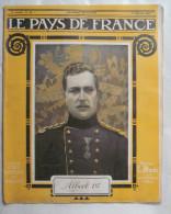 WW I:LE PAYS DE FRANCE:LORRAINE.AISNE.PAR IS.FLANDRES.Etc..