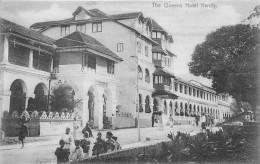 ¤¤  -  CEYLAN   -   The Queens Hôtel Kandy      -  ¤¤ - Sri Lanka (Ceylon)