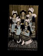 29 - PONT-AVEN - Costumes - Coiffe - Bardes Bretons - Famille CUEFF - Pont Aven