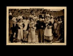 29 - PONT-AVEN - Costumes - Coiffe - Reine Des Fleurs D'ajoncs - Pont Aven