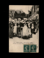 29 - PONT-AVEN - Costumes - Coiffe - Fête Des Fleurs D´ajoncs - Concours De Costumes Bretons - Pont Aven