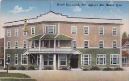 Canada Quebec Ste Agathe des Monts Hotel Raymond