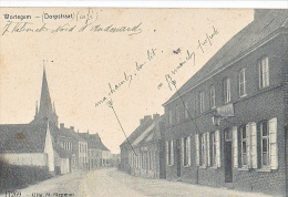 23967 Belgique Wortegem (Dorpstraat ) -11269 Uit Stepman - Surcharge - Belgique