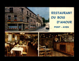 29 - PONT-AVEN - Restaurant - Carotte Tabac - Pont Aven