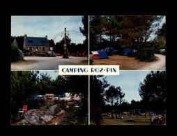 29 - PONT-AVEN - Camping - Multi Vues - Pont Aven