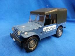 BARLUX - FIAT CAMPAGNOLA POLIZIA 1951 Cod. 73050 - Non Classificati