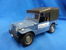 BARLUX - FIAT CAMPAGNOLA POLIZIA 1951 Cod. 73050 - Automobili