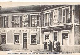 23972 LIERS CAFE EPICERIE MERCERIE VINS BUREAU DE TABACS M.LATOUCHE -photo Pottier -Au Bon Coin