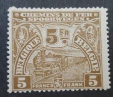 BELGIE  Spoorweg  1915     TR 77     Postfris **     CW  420,00