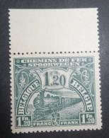 BELGIE  Spoorweg  1920    TR 93      Postfris **      CW  95,00