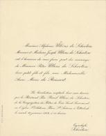Ullens De Schooten Marie De Roissart Tynakyle - Wedding
