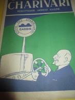 Le Charivari/Hebdomadaire satirique Illustr�/Cassisl/n�449/19 35   VJ57