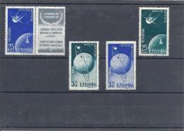 140015360  RUMANIA YVERT  Nº  69/72  **/MNH - Aéreo
