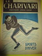 Le Charivari/Hebdomadaire satirique Illustr�/Sports d'Hiver./n�496/1936       VJ63